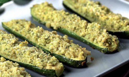 La Cucina Di Ondina Zucchine Ripiene Vegetariane