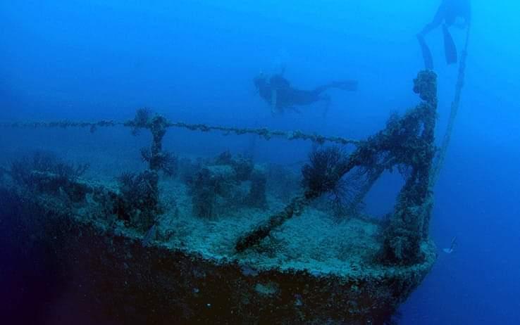 Lissa 20 luglio 1866 Il Relitto Dell'ammiraglia Re D'italia Nei Fondali Presso Lissa