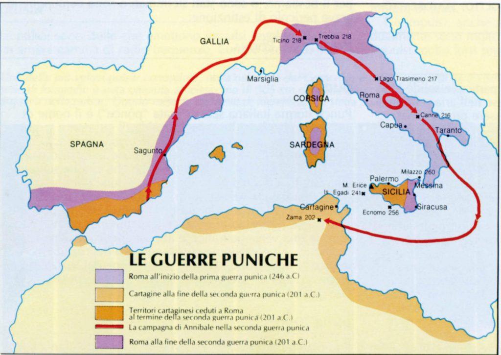 Adria e le invasioni dei Galli Guerre Puniche
