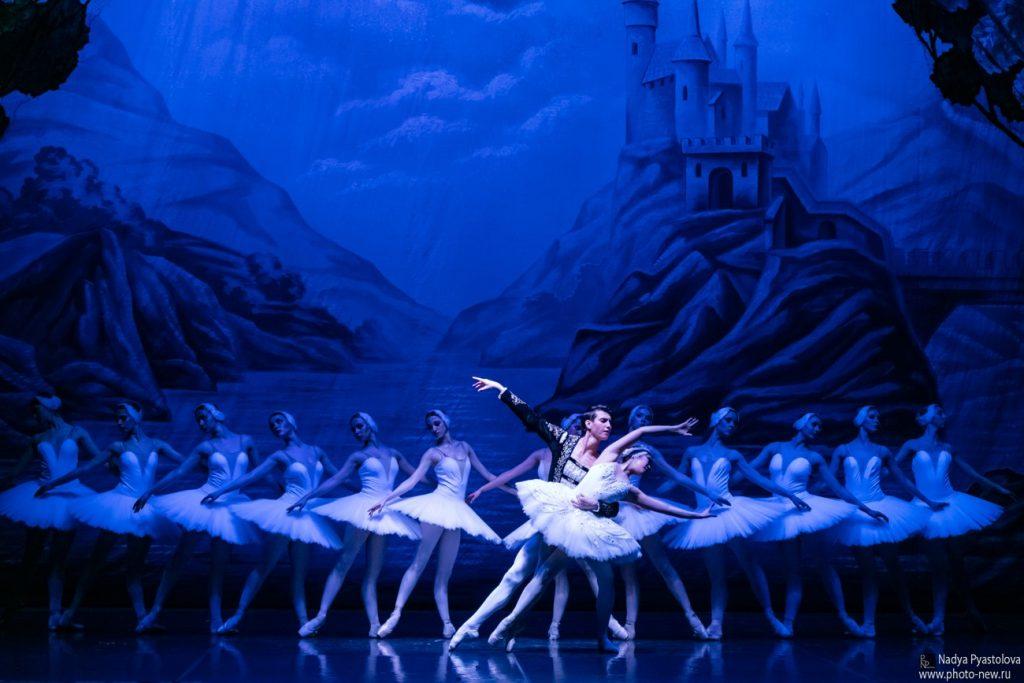 Il Lago Dei Cigni - momento del balletto