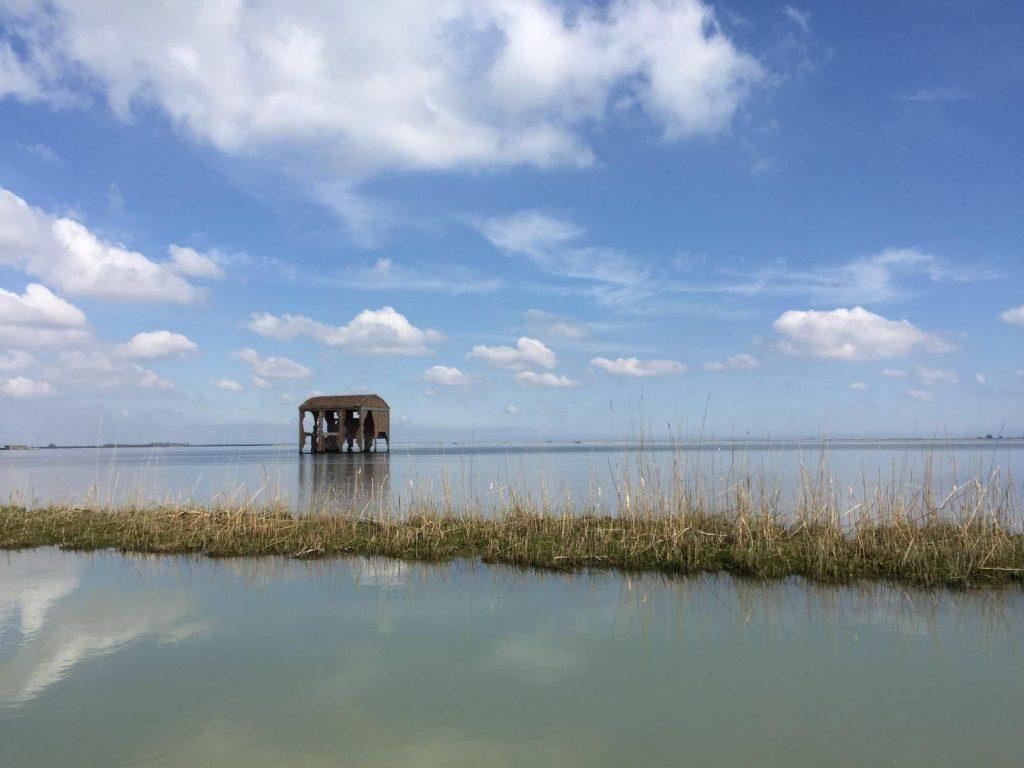 i patrizi veneziani - paesaggio acquatico del delta del Po