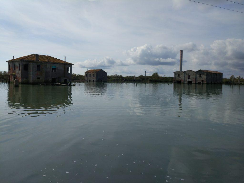 Scano Boa - ruderi Case isola dellaBatteria