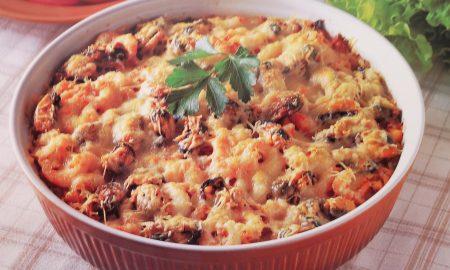 La Cucina Di Ondina Gratin Di Riso Alle Cozze.