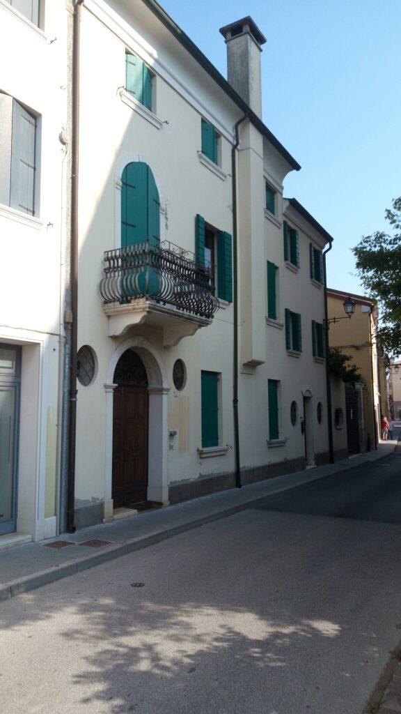Adria alla ricerca delle chiese fantasma Via Bocchi Sede Antica Della Chiesa Di S. Stefano
