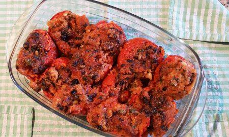 La Cucina Di Ondina Pomodori Gratinati A Modo Mio