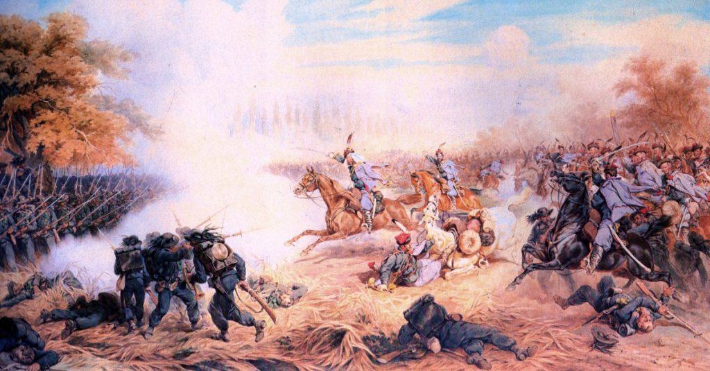 Mi chiamo Giacinto La Battaglia Di Custoza 1848 Foto Ars Bellica