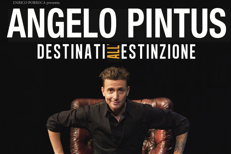 Locandina Angelo Pintus