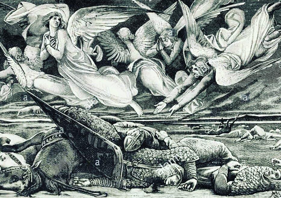 Adria tra l'aquila e il leone Immagine Dei Soldati Mercenari Veneziani Trucidati Dagli Adriesi