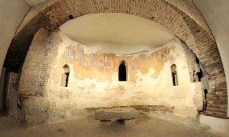 Cripta Prima Cattedrale Adria