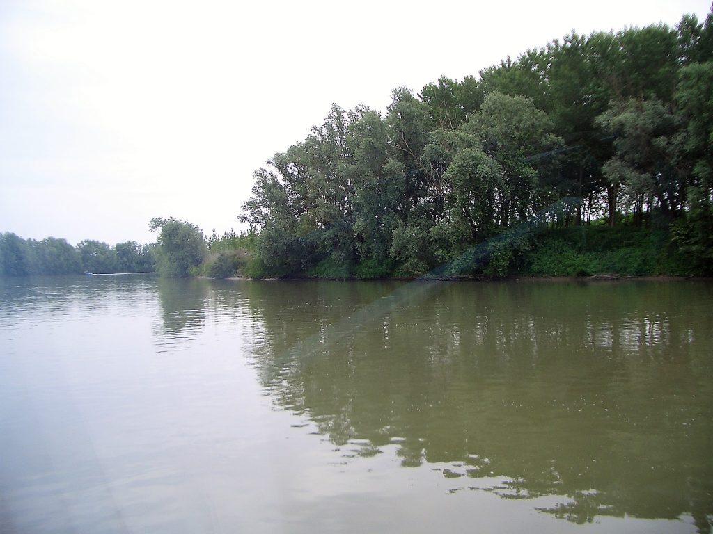 Delta Del Po - Ramo Po Di Venezia