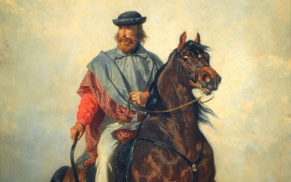 Il mio nome è Giacinto - Giuseppe Garibaldi Foto Uaar