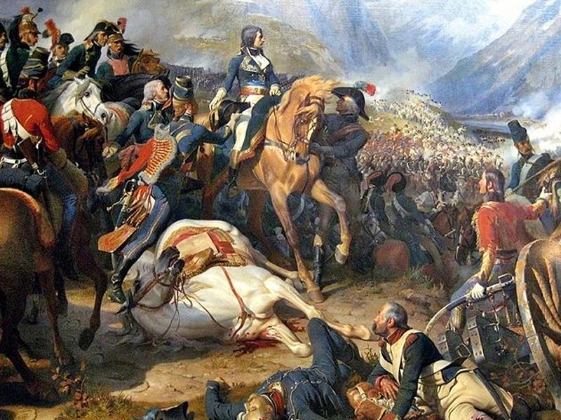 Napoleone alla Campagna dItalia