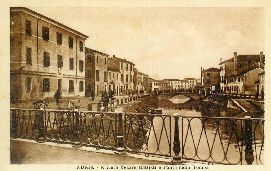 Adria alla ricerca delle chiese fantasma Cesare Battisti E Ponte Della Tomba