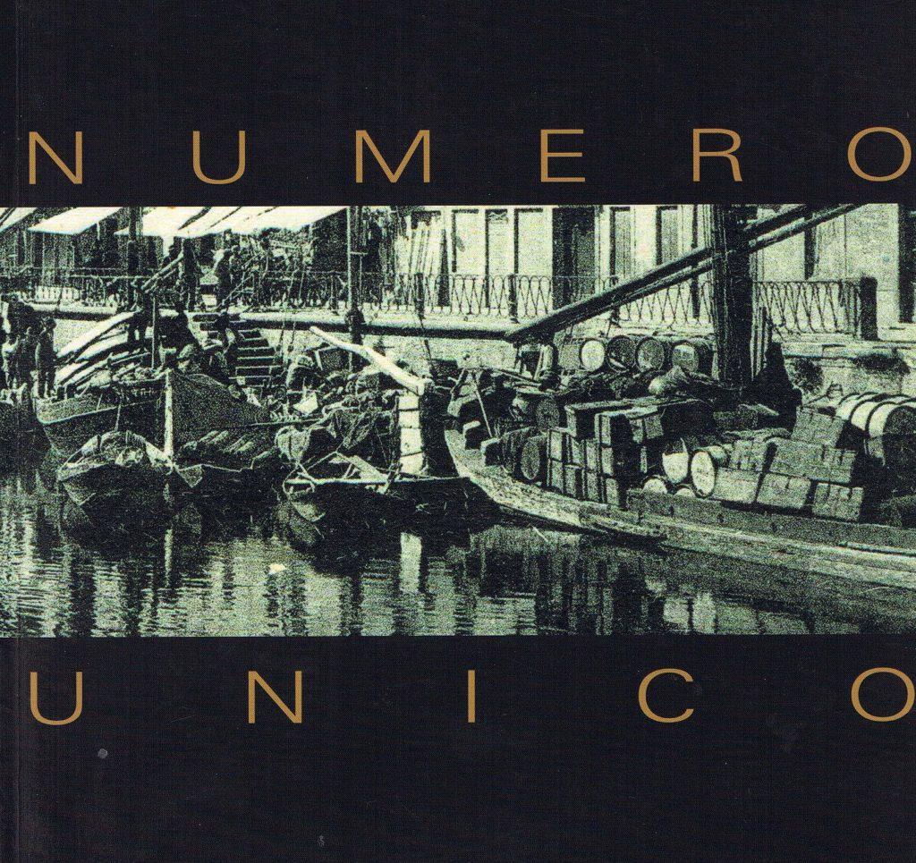 Copertina Numero Unico 2006