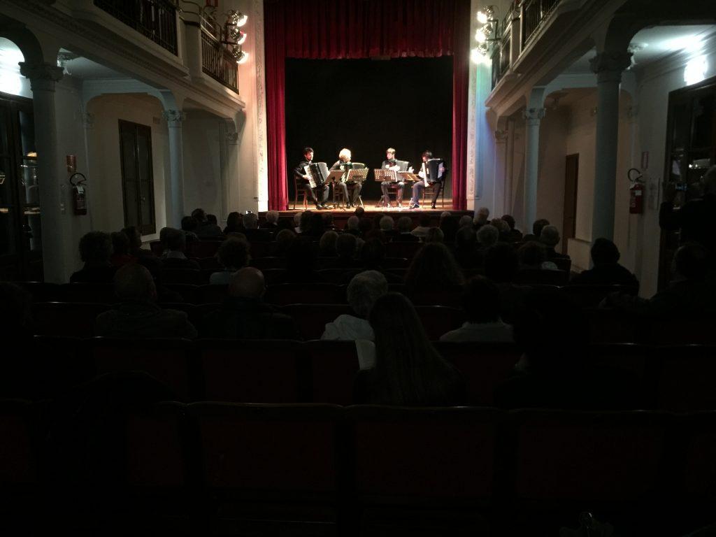 Il Teatro Ferrini