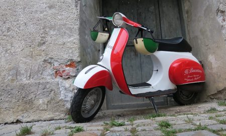 Cropped Adria In Vespa.jpg