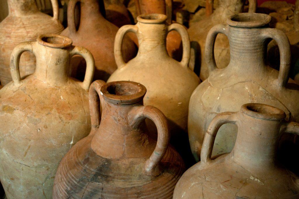 I Fantastici 4 motivi Museo Divino Anfore