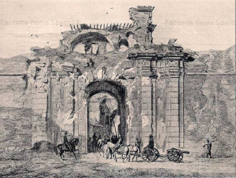 Mi chiamo Giacinto Porta San Pancrazio Foto Roma Sparita