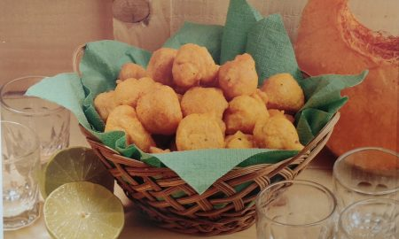 La Cucina Di Ondina Frittelle Di Zucca.
