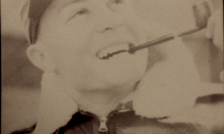 Lt Roberto Brandini, Tarquinia, 1945