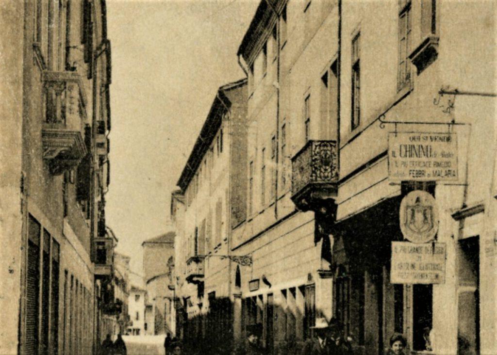 Nobiltà adriese -foto Palazzo Tassoni