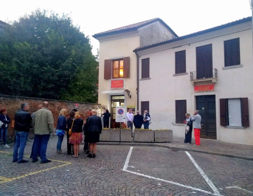 Il Teatro Comunale di Adria e  Ferrini