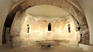 Cripta Prima Cattedrale