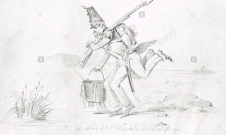 Soldato Napoletano I Fuga
