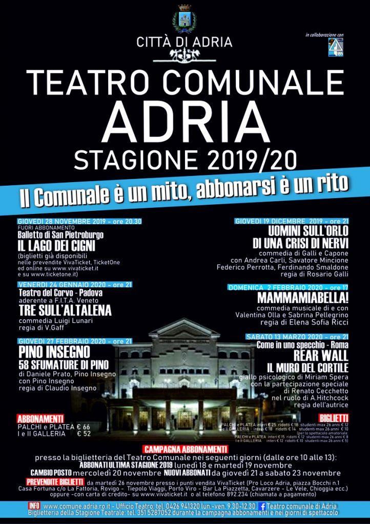 Locandina Teatro