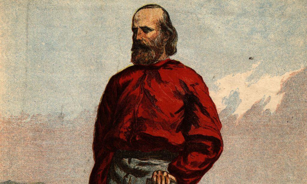 Nel nome d'Italia. Giuseppe Garibaldi