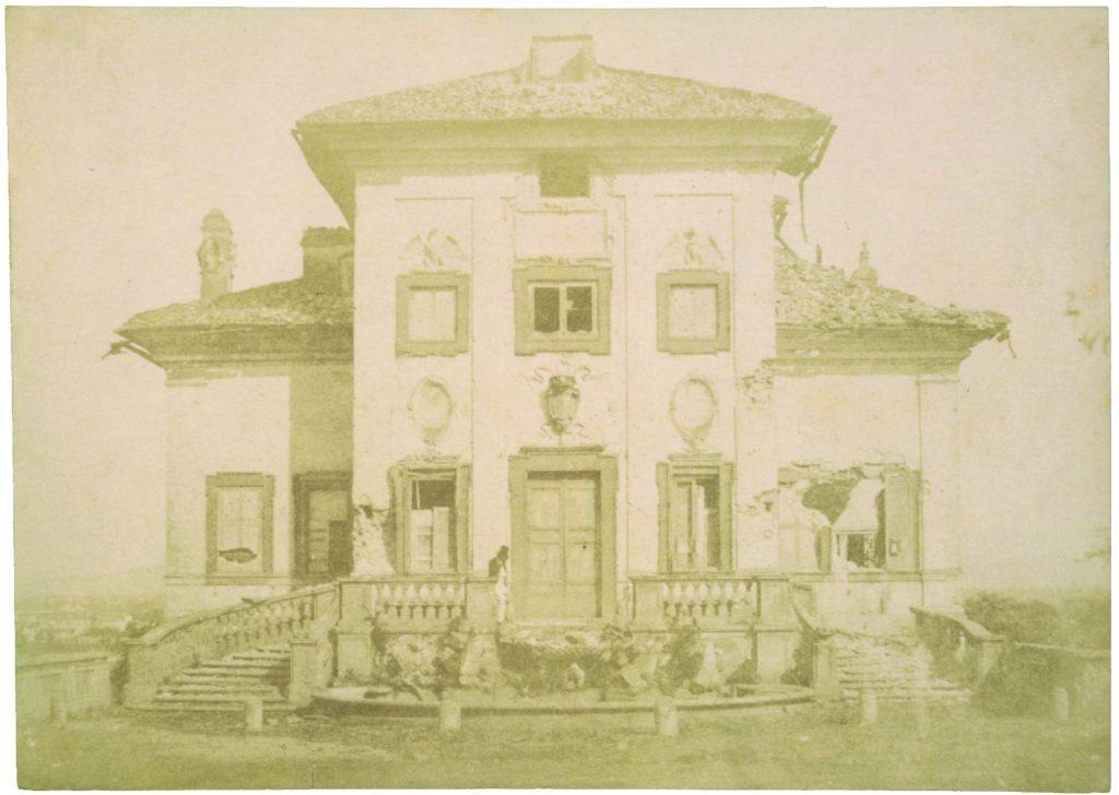 In nome d'Italia - Villa Spada