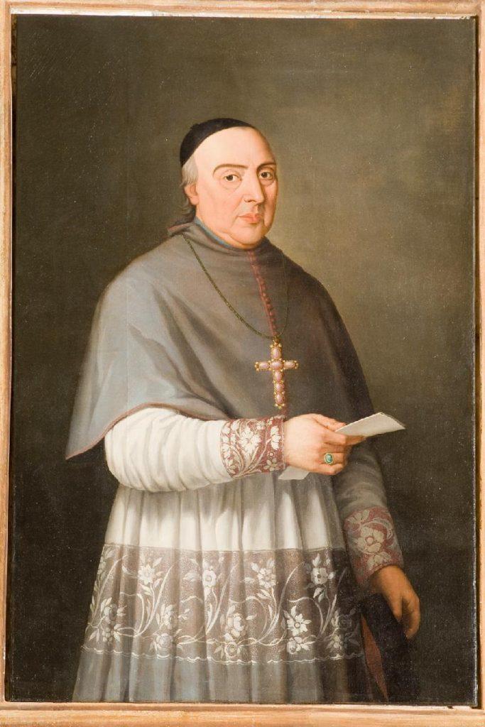 Dipinto Del Vescovo Di Padova Dondi Dell'orologio Foto Wikipedia