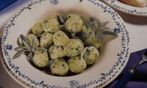 La Cucina Di Ondina Gnocchi Di Pane Ortiche