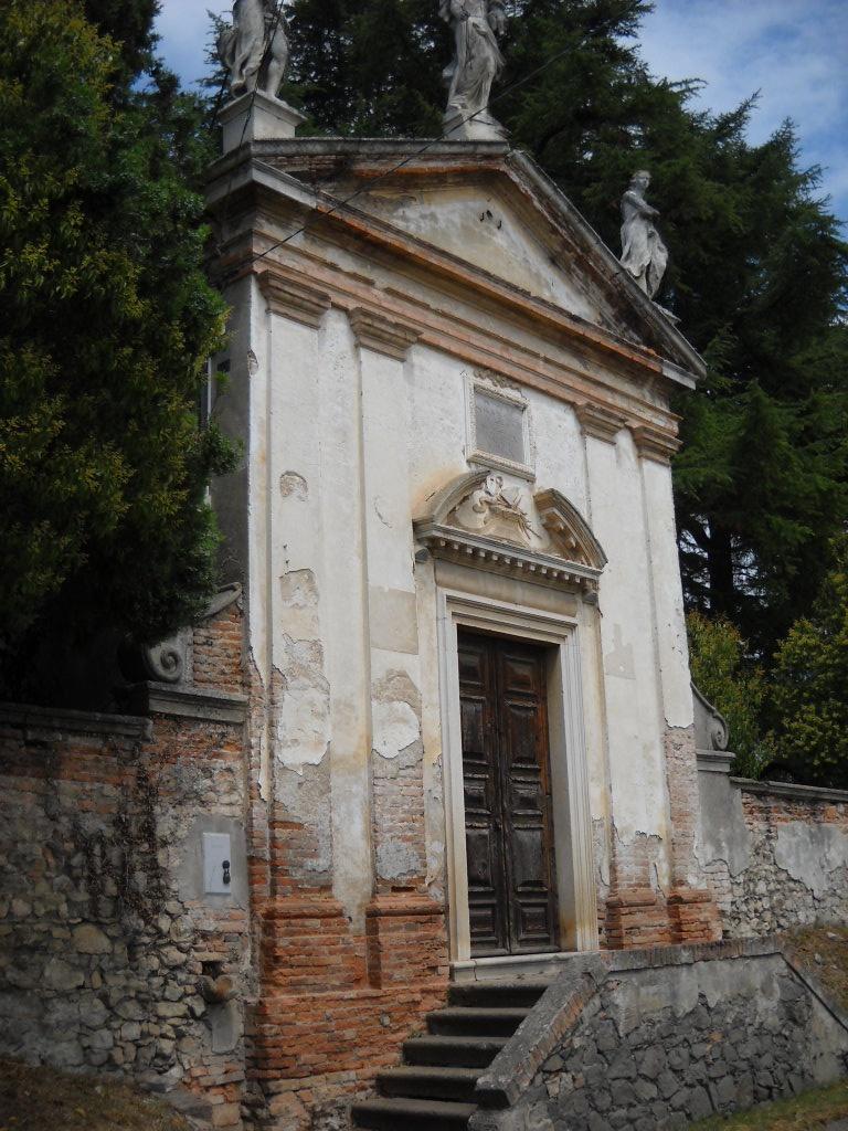 Oratorio Dedicato A San Bellino A Baone (pd) Foto Fai