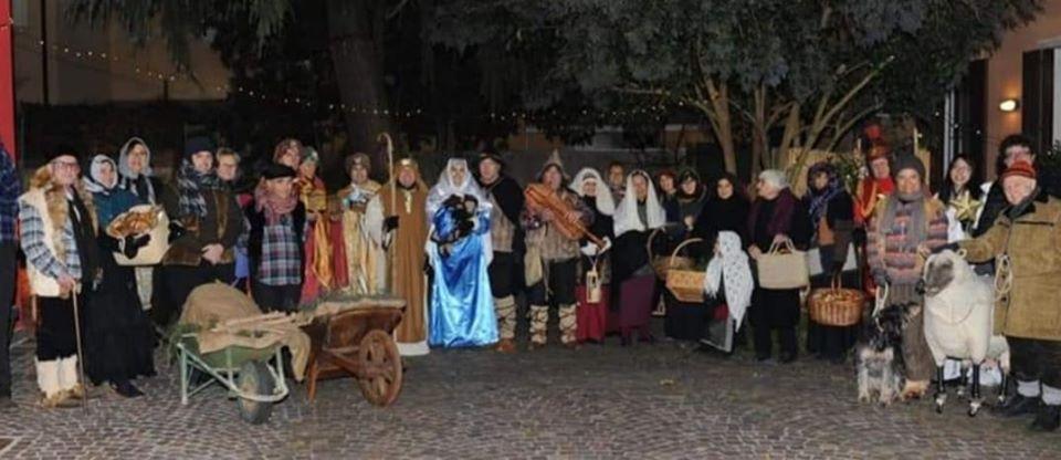 Corteo Dei Re Magi, foto di gruopo