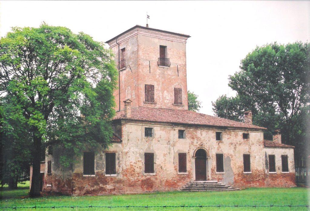 L'organizzazione del municipio di Adria - Il castello di Sariano - foto Pinterest