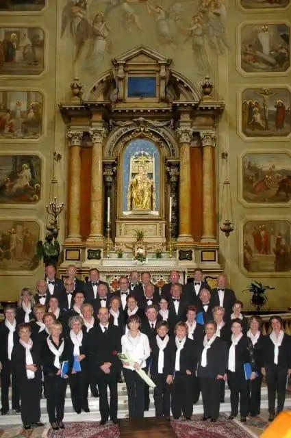 Il Coro Della Cattedrale