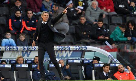 Luca Gotti In Panchina A Dirigere La Sua Udinese