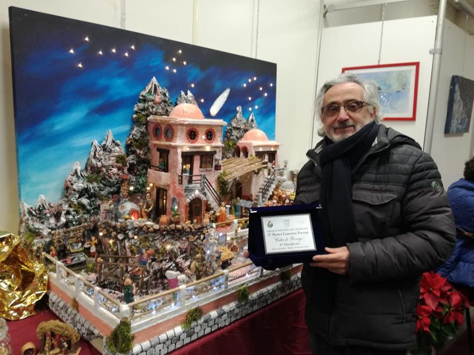 La tradizione del Presepe: Alessandro Cannatà e il suo ultimo Presepe