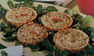 La Cucina Di Ondina Tartine Al Crescione E Pancetta.