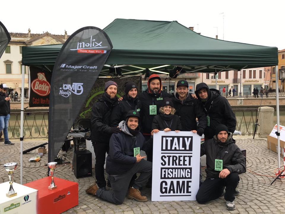 Street Fishing Game  Team