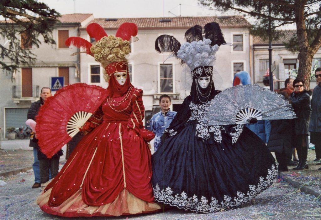 Foto Storica Del Carnevale