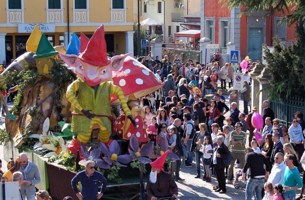 Foto Storiche Carnevale Bottrighe