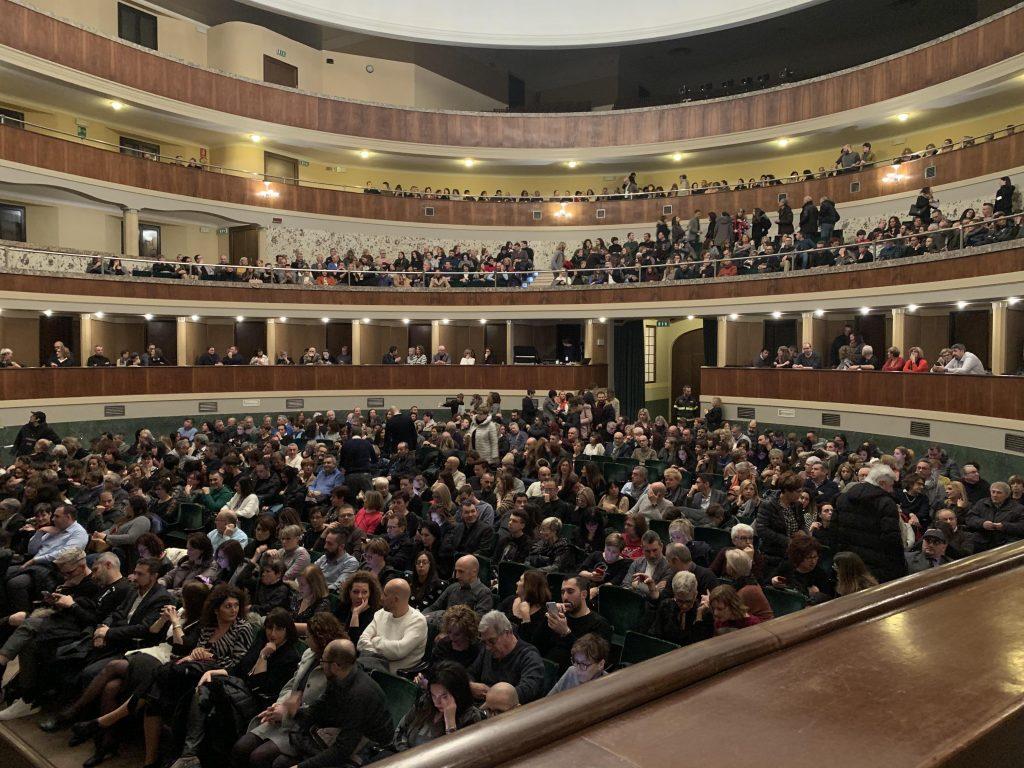 Il Teatro Comunale di Adria