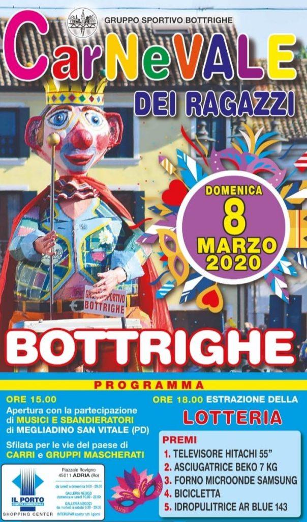 Manifesto Bottrighe