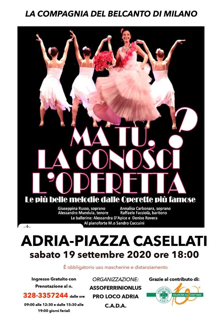 Arena Spettacoli Operetta