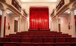 Adria La Platea Del Teatro Ferrini