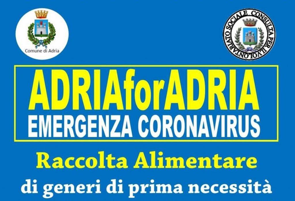 Adriaforadria Locandina