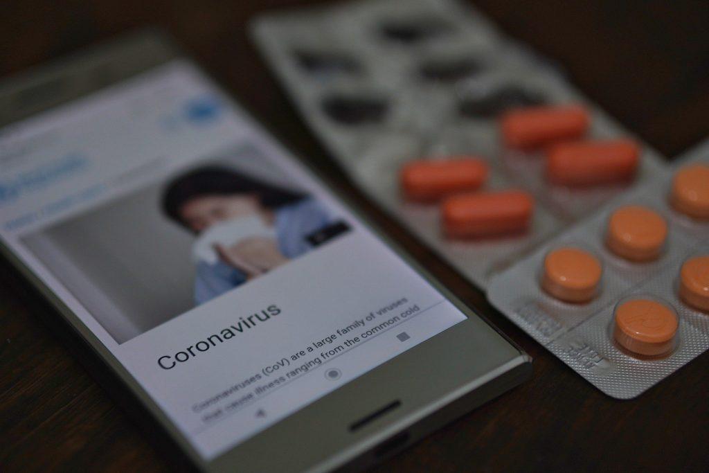 Social Coronavirus