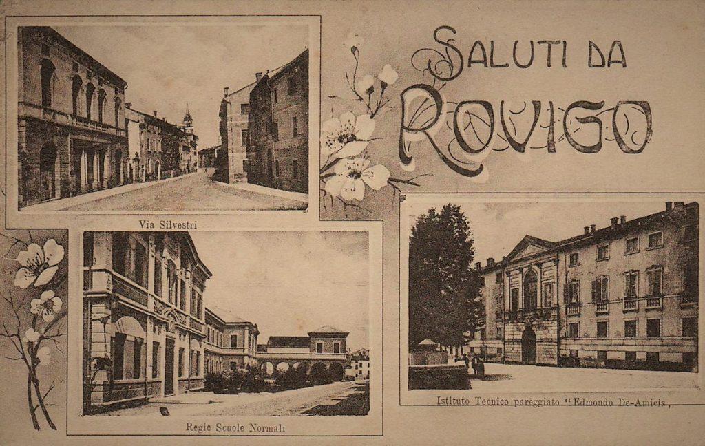 Grande Influenza Rovigo 1918